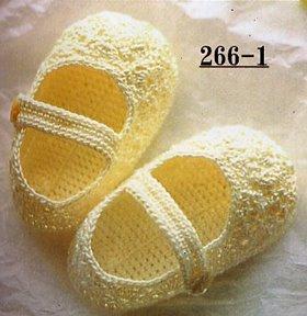 Sapatinhos de crochê para bebês, executados por Pecunia MM, com gráfico