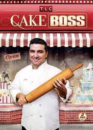 Cake Boss Lobster Tail Episode