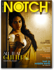 Sonakshi Sinha hot on the cover and pages of NOTCH magazine