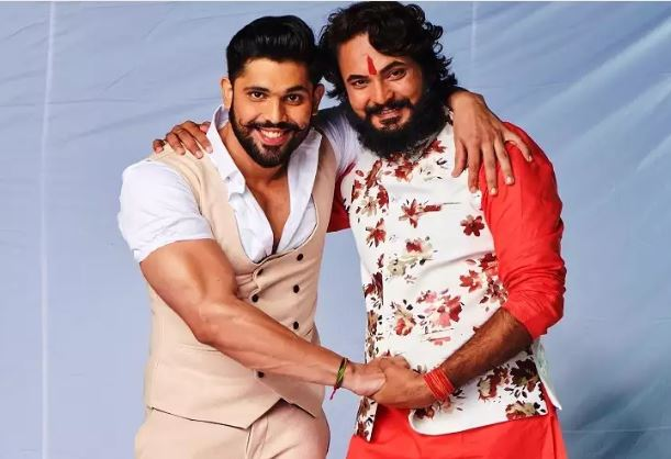 Sourabhh Patel and Shiv ashish Mishra Big Boss 12 Contestant