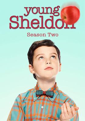 Young Sheldon (TV Series) S02 Custom HD Dual Latino 2 DVD