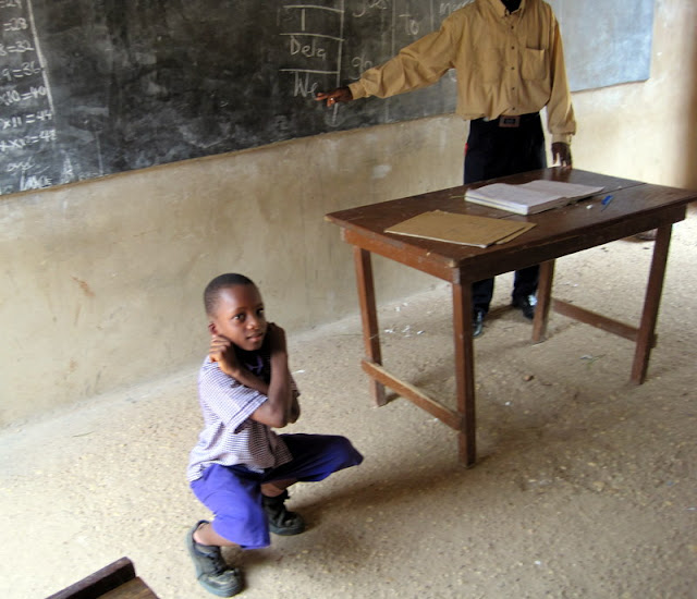 teachers punishment Kenya