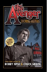 THE AVENGER DOUBLE FEATURE HARDCOVER