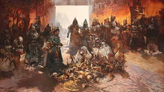 Monggol Dan Kemusnahan Baghdad