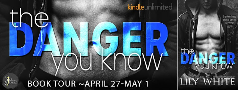 Blog Tour + Review: The Danger You Know by Lily White