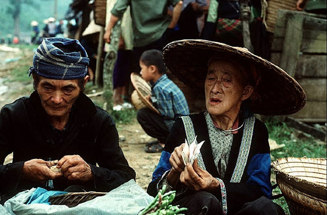 Unique hill tribe markets in northern Vietnam 4