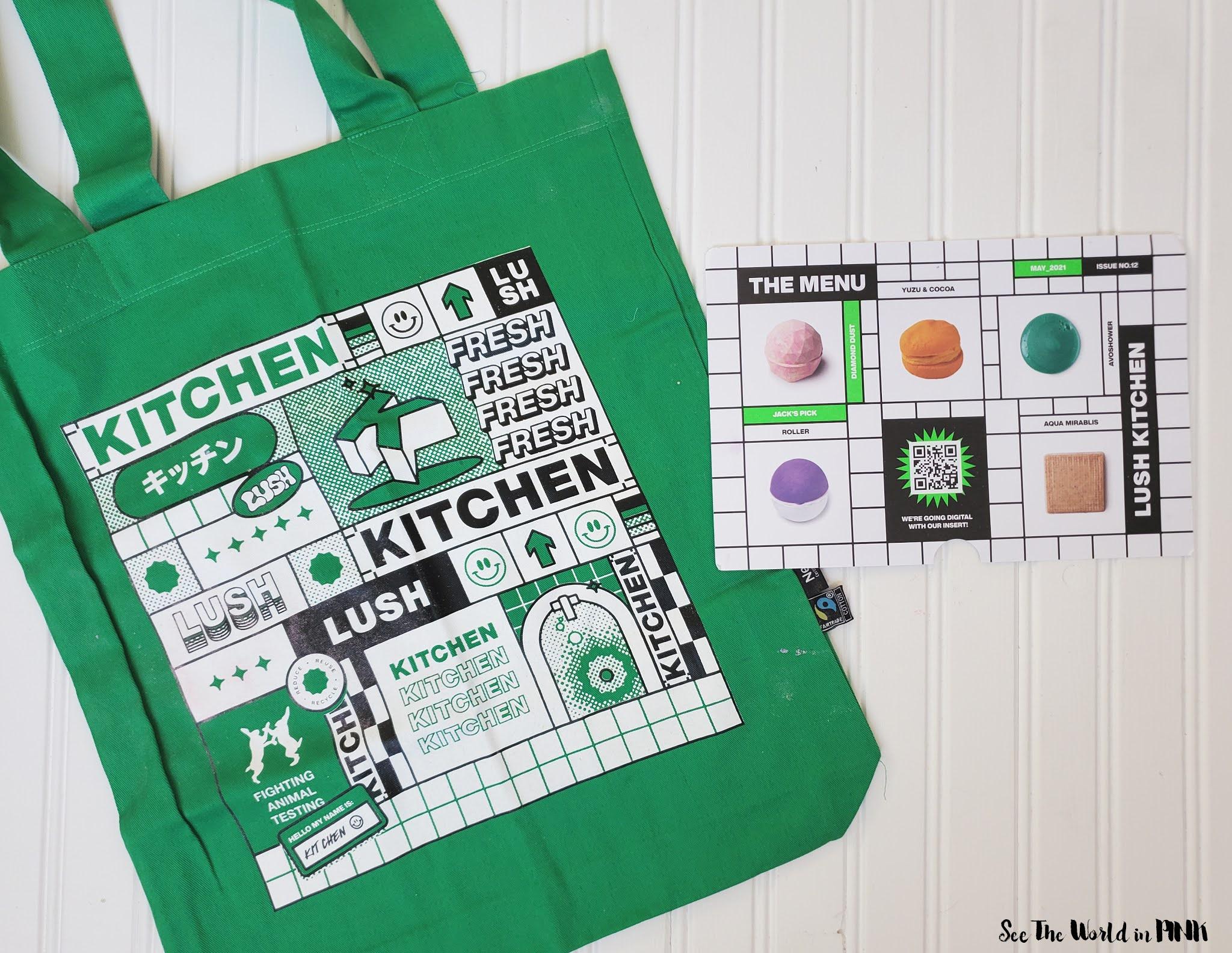 Lush Kitchen Subscription Box ~ Vol. 12 May 2021