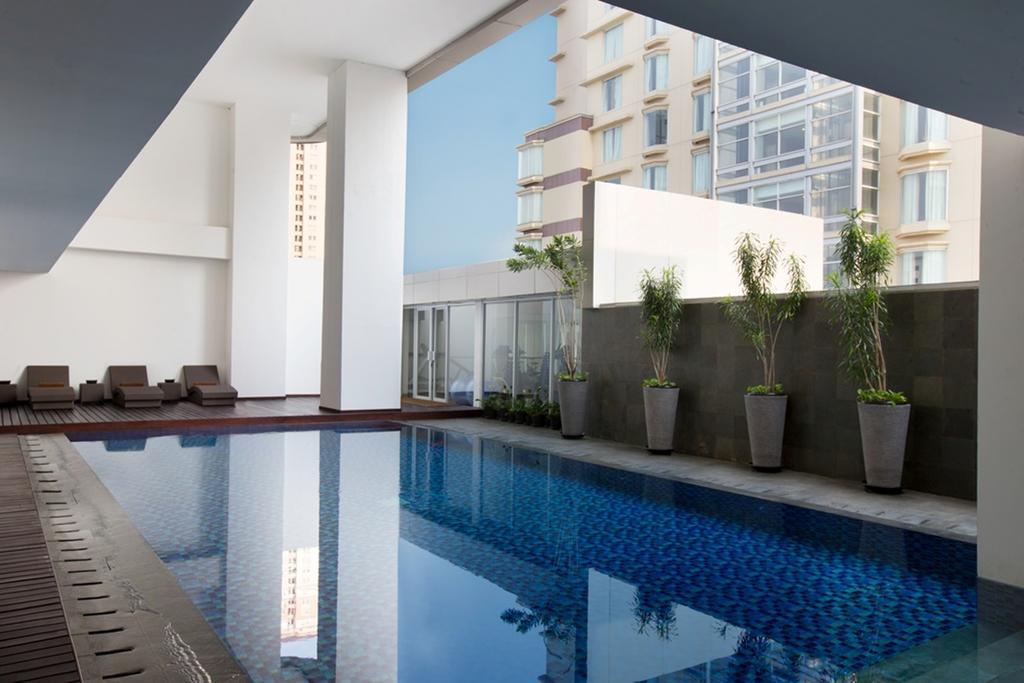 Hotel Santika Premiere Hayam Wuruk Termewah dan Terbaik di Ibu Kota Jakarta