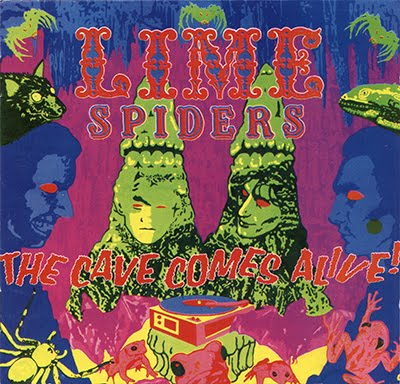 aliexpress diseño innovador gran descuento La) luna: Paisley Underground Series, #16: Lime Spiders- The ...