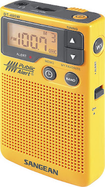 Good Quality Pocket AM FM NOAA Weather Alert Radio