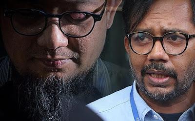 Penyiram Novel Hanya Dituntut 1 Tahun Penjara, Haris Azhar: Wajar Sekadar Boneka