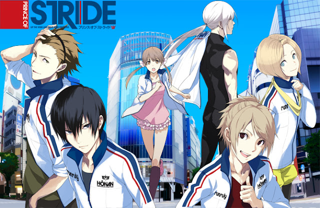 DESCARGAR PRINCE OF STRIDE: ALTERNATIVE (12/12) SUB ESPAÑOL