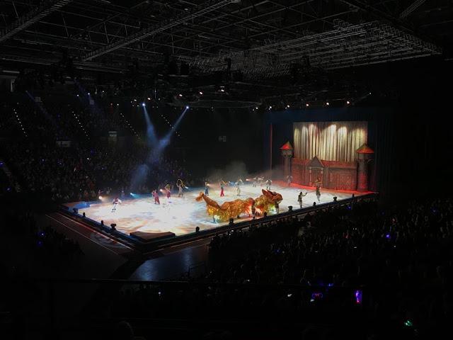 Disney on Ice - 100 Years of Magic 2019 - Mulan