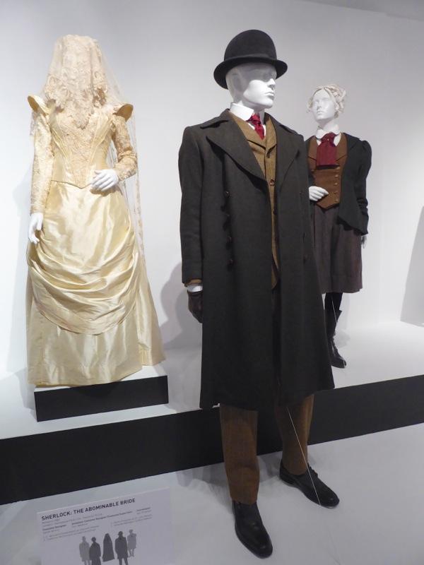 Sherlock Abominable Bride Dr Watson costume
