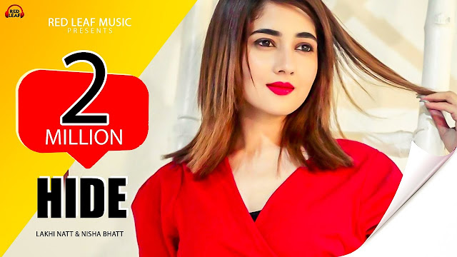 Rakh Leva Tenu Hide Karke Lyrics In Hindi & English | Lakhi Natt | Nisha B | Goldy K | Sabrina