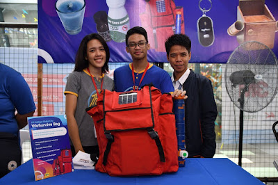 Student-made innovations on sustainability stand out at Manila Maker Faire