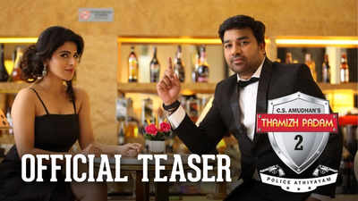 Tamil movie Thamizh Padam 2 2018 wiki, full star-cast, Release date, Actor, actress, Song name, photo, poster, trailer, wallpaper