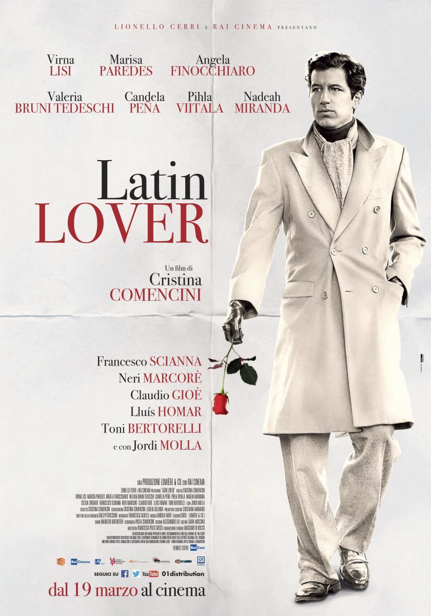 Latin ver lover gratis Ver Película