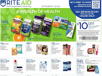 Rite Aid Weekly Ad - Rite Aid Ad Scan 9/19/21 and Coupons