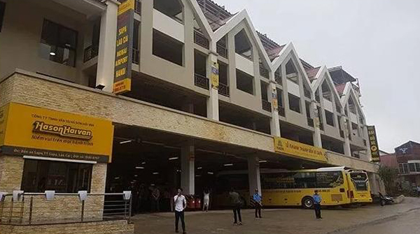 New multifunctional bus station inaugurated in Sa Pa