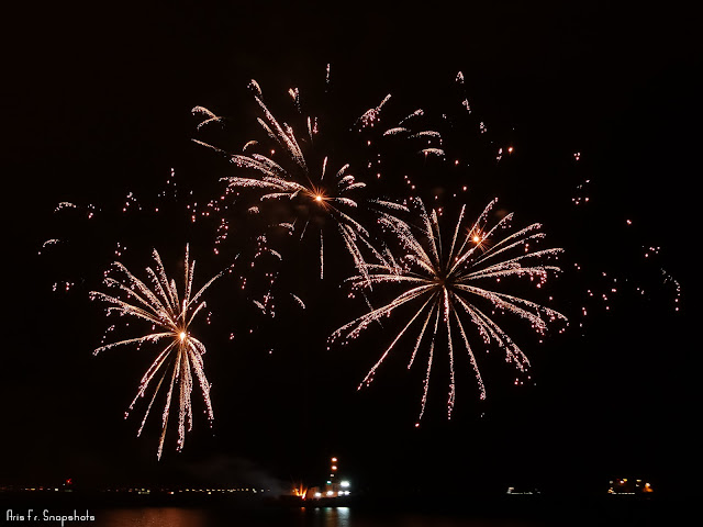 Το εντυπωσιακό σόου με τα χιλιάδες πυροτεχνήματα [βίντεο - φωτογραφίες]