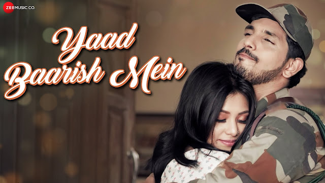 The Latest Hindi Song Yaad Baarish Mein sung by Sonnal Pradhaan.The Music of New Hindi Song is given by Sonnal Pradhaan while Lyrics are written by Anuu.   Yaad Baarish Mein Song Credits :-  Song : Yaad Baarish Mein Lyrics : Anuu Album : Baarish Singer : Sonnal Pradhaan  Music : Sonnal Pradhaan Music Label : Zee Music Company