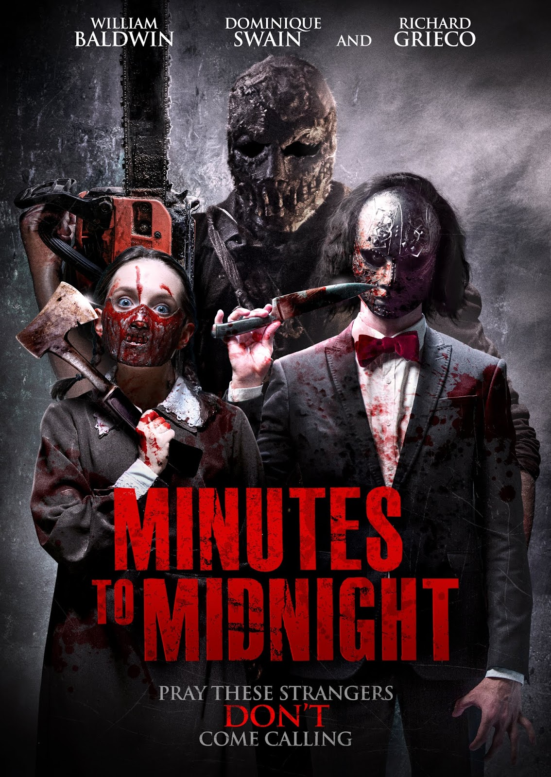 Trailers: The Upcoming Horror Film Minutes To Midnight