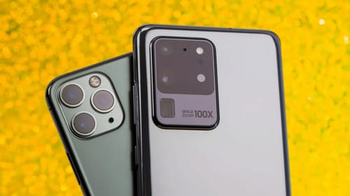 Apple and Samsung dominate the US market in the second quarter of 2020