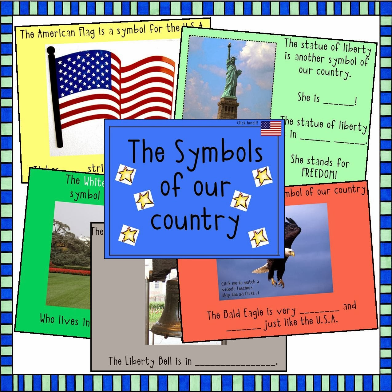 Teaching Learning Loving Us Symbols Promethean Flip Chart And