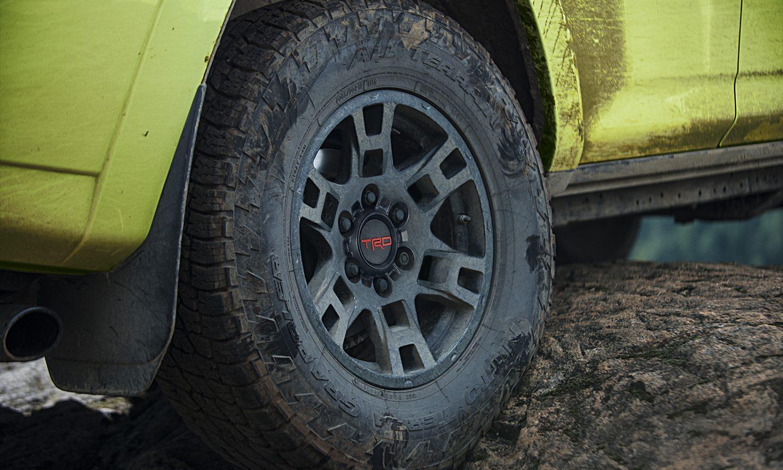 تويوتا 4 رانر الجديدة العجلات 2022 Toyota 4Runner TRD Sport