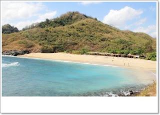 Pantai Mawi lombok NTB