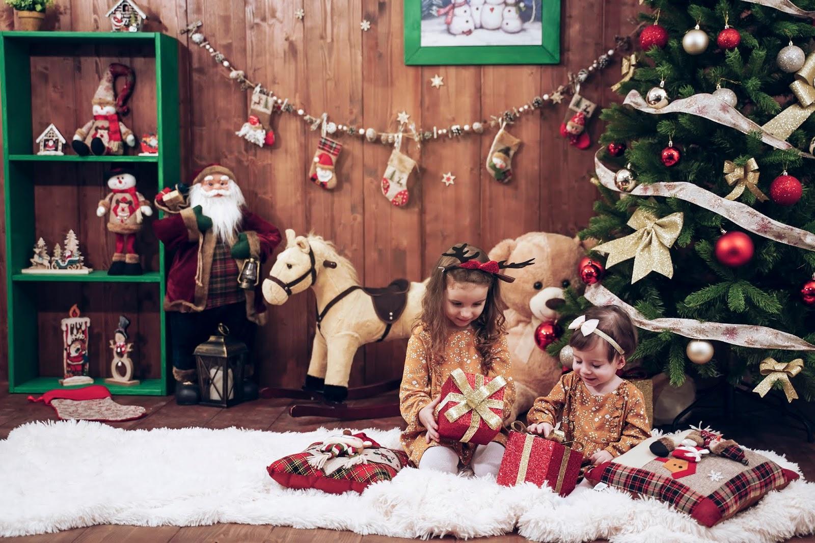 Ședinte foto de Crăciun - Timisoara