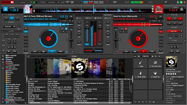 Virtual DJ Studio 8.0.8 Build and Mix Full Crack Download