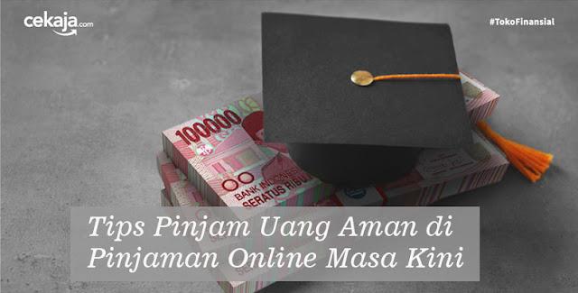 Tips Pinjam Uang 30 Juta Aman di Pinjaman Online Masa Kini
