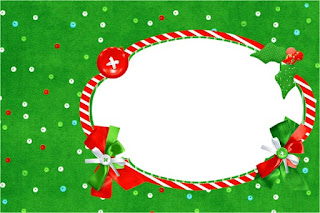 christmas in stripes free printable invitations labels or cards