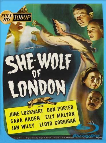 La Mujer Lobo de Londres (1946)HD[1080P]latino[GoogleDrive] DizonHD