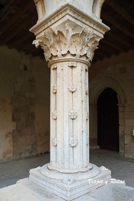 Columnas de San Miguel del Arroyo, Palencia