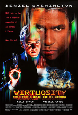 Póster película Virtuosity