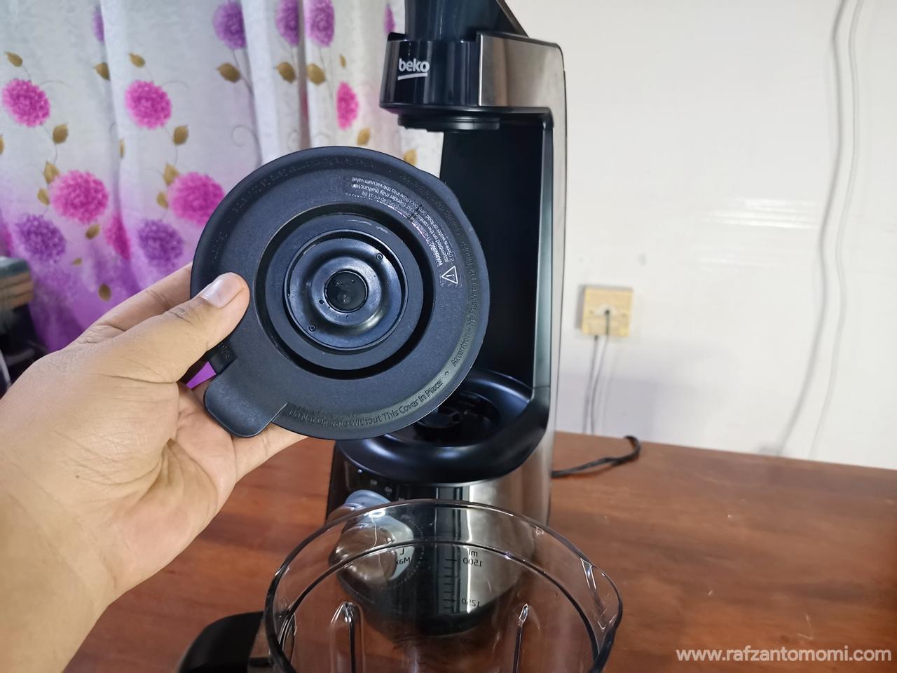 Beko Vacuum Blender