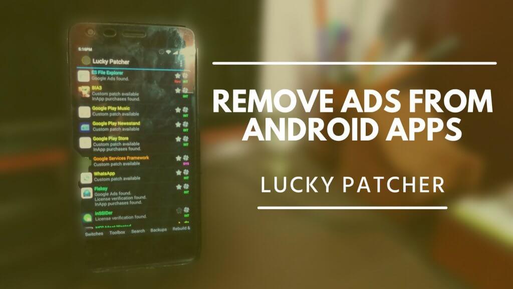 Menghilangkan Iklan Ads Di Android Menggunakan Lucky Patcher Zenuiforce