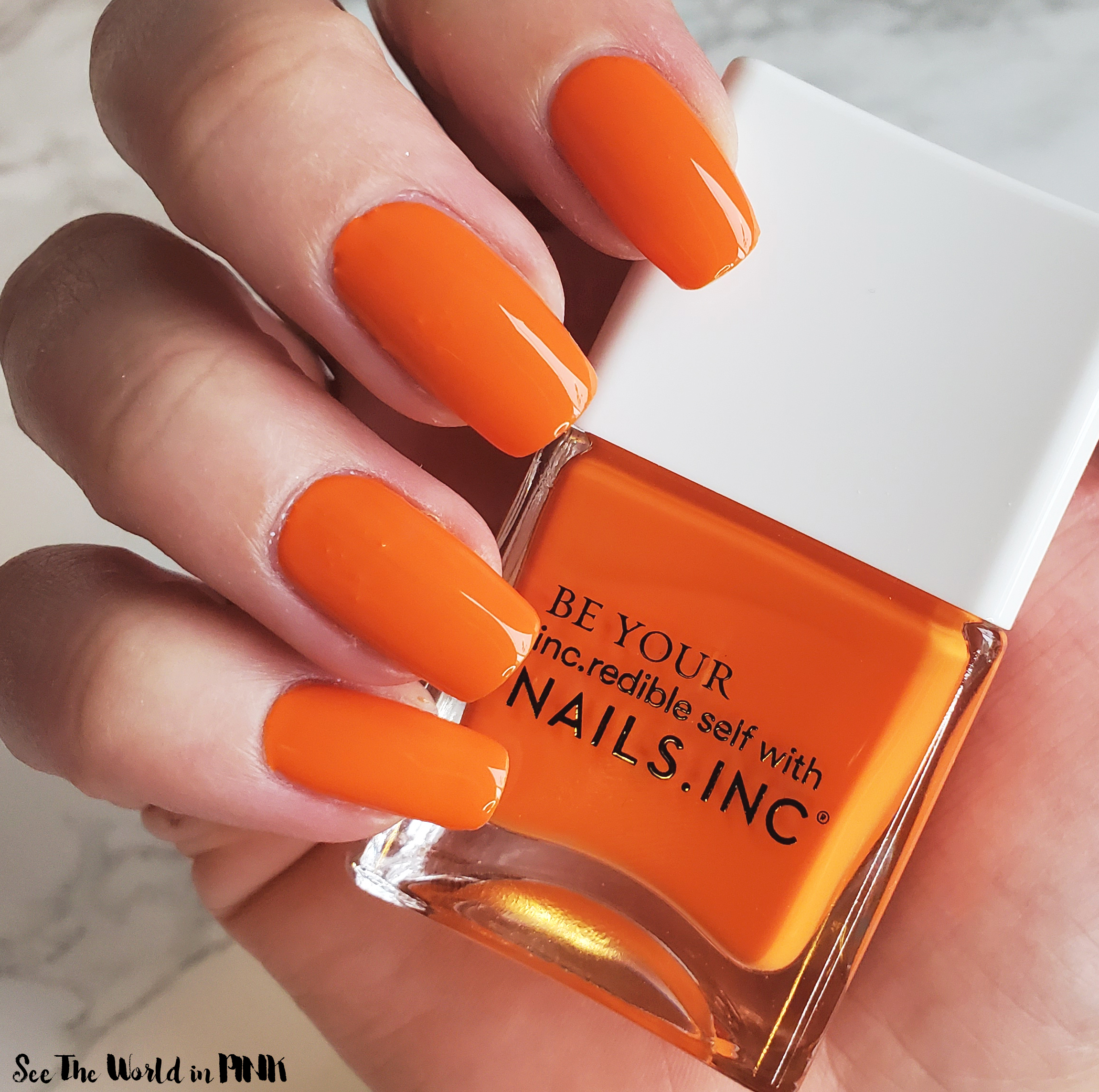 Nails Inc Not From Concentrate