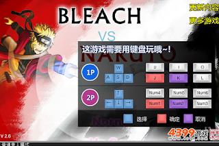 Bleach Vs Naruto 2.7 - Chơi game Naruto 2.7 4399 trên Cốc Cốc a