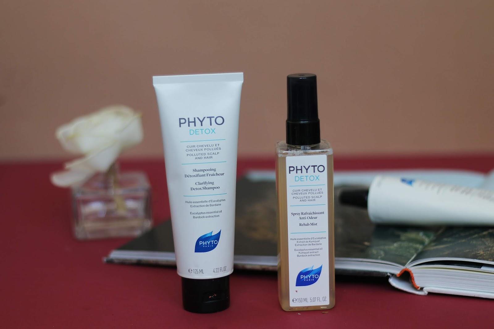szampon głęboko oczyszczający