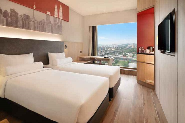 Ibis KLCC best hotel in Kuala Lumpur