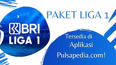 Harga & Cara Beli Paket BRI Liga 1 2021