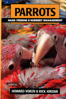 Parrots Hand Feeding and Nursery Management