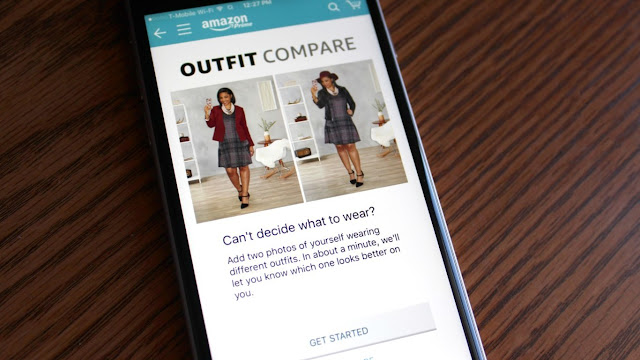 Amazon wants to become our fashion consultant by choosing the best-suited garment