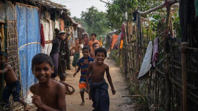 """Unicef advierte de """"una generación perdida"""" de niños rohingyas"""