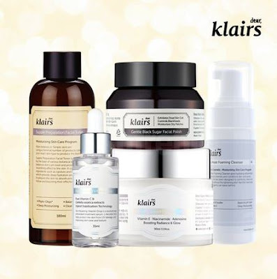 Klairs Freshly Juiced Brightening Package