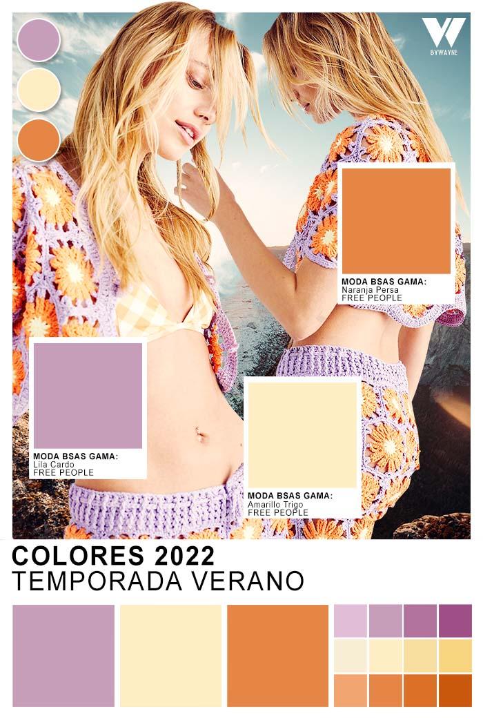 colores de moda primavra verano 2022